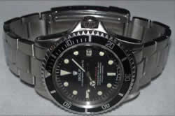 The Rolex Sea-Dweller.